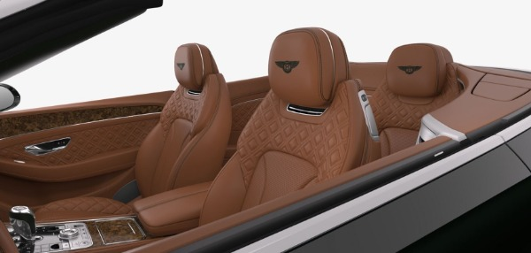 New 2020 Bentley Continental GTC W12 for sale Sold at Pagani of Greenwich in Greenwich CT 06830 8