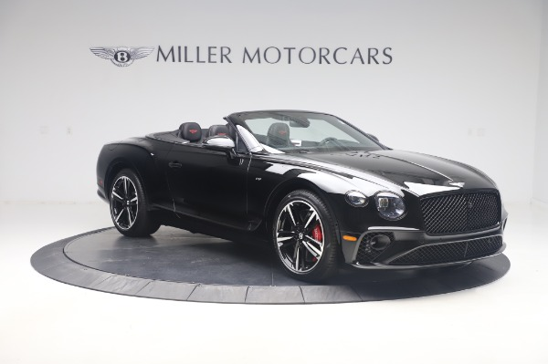 New 2020 Bentley Continental GTC V8 for sale $275,045 at Pagani of Greenwich in Greenwich CT 06830 11