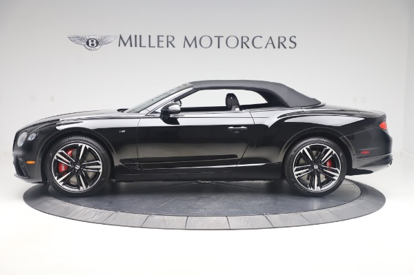 New 2020 Bentley Continental GTC V8 for sale $275,045 at Pagani of Greenwich in Greenwich CT 06830 13
