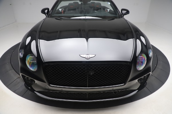 New 2020 Bentley Continental GTC V8 for sale $275,045 at Pagani of Greenwich in Greenwich CT 06830 18