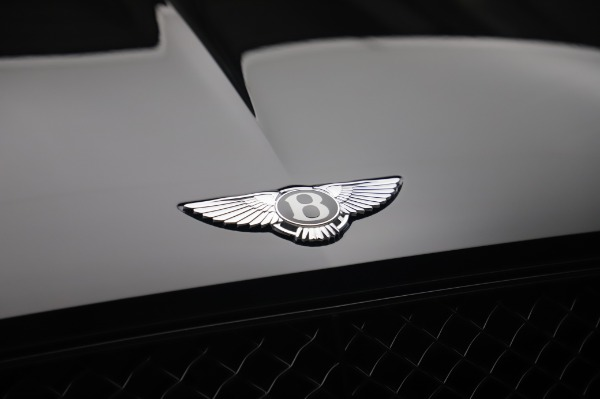 New 2020 Bentley Continental GTC V8 for sale $275,045 at Pagani of Greenwich in Greenwich CT 06830 19