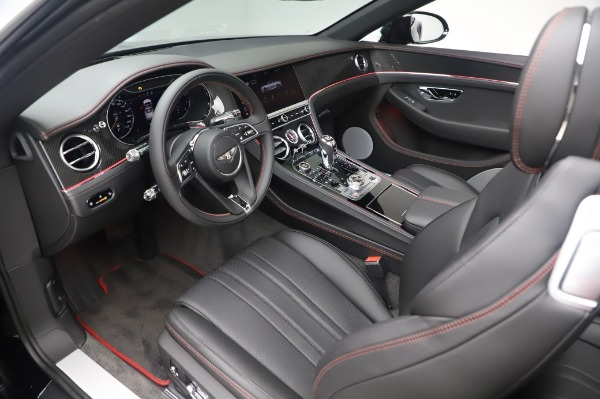 New 2020 Bentley Continental GTC V8 for sale $275,045 at Pagani of Greenwich in Greenwich CT 06830 23