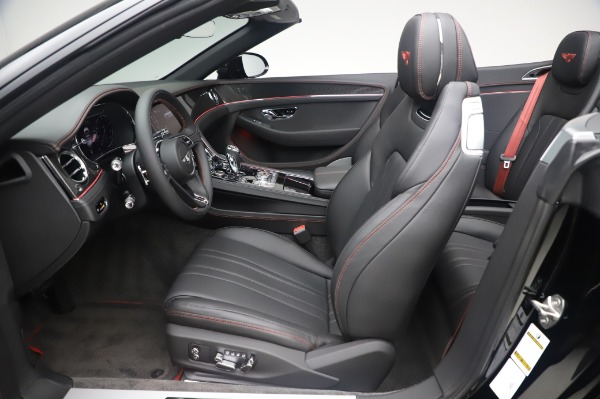 New 2020 Bentley Continental GTC V8 for sale $275,045 at Pagani of Greenwich in Greenwich CT 06830 24