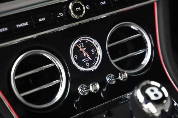 New 2020 Bentley Continental GT V8 for sale $275,045 at Pagani of Greenwich in Greenwich CT 06830 28