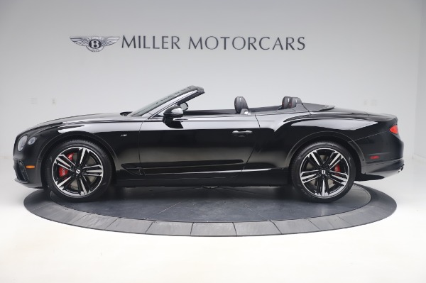 New 2020 Bentley Continental GTC V8 for sale $275,045 at Pagani of Greenwich in Greenwich CT 06830 3