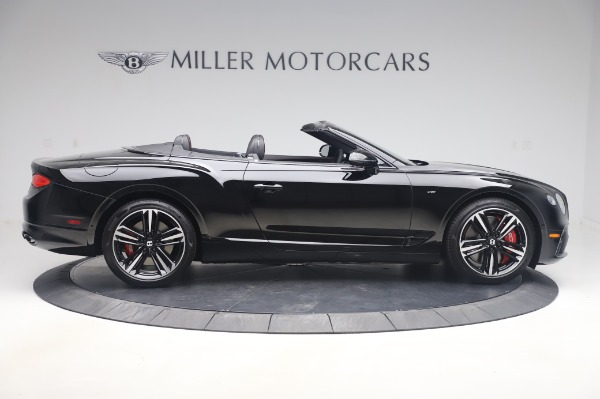 New 2020 Bentley Continental GT V8 for sale $275,045 at Pagani of Greenwich in Greenwich CT 06830 9