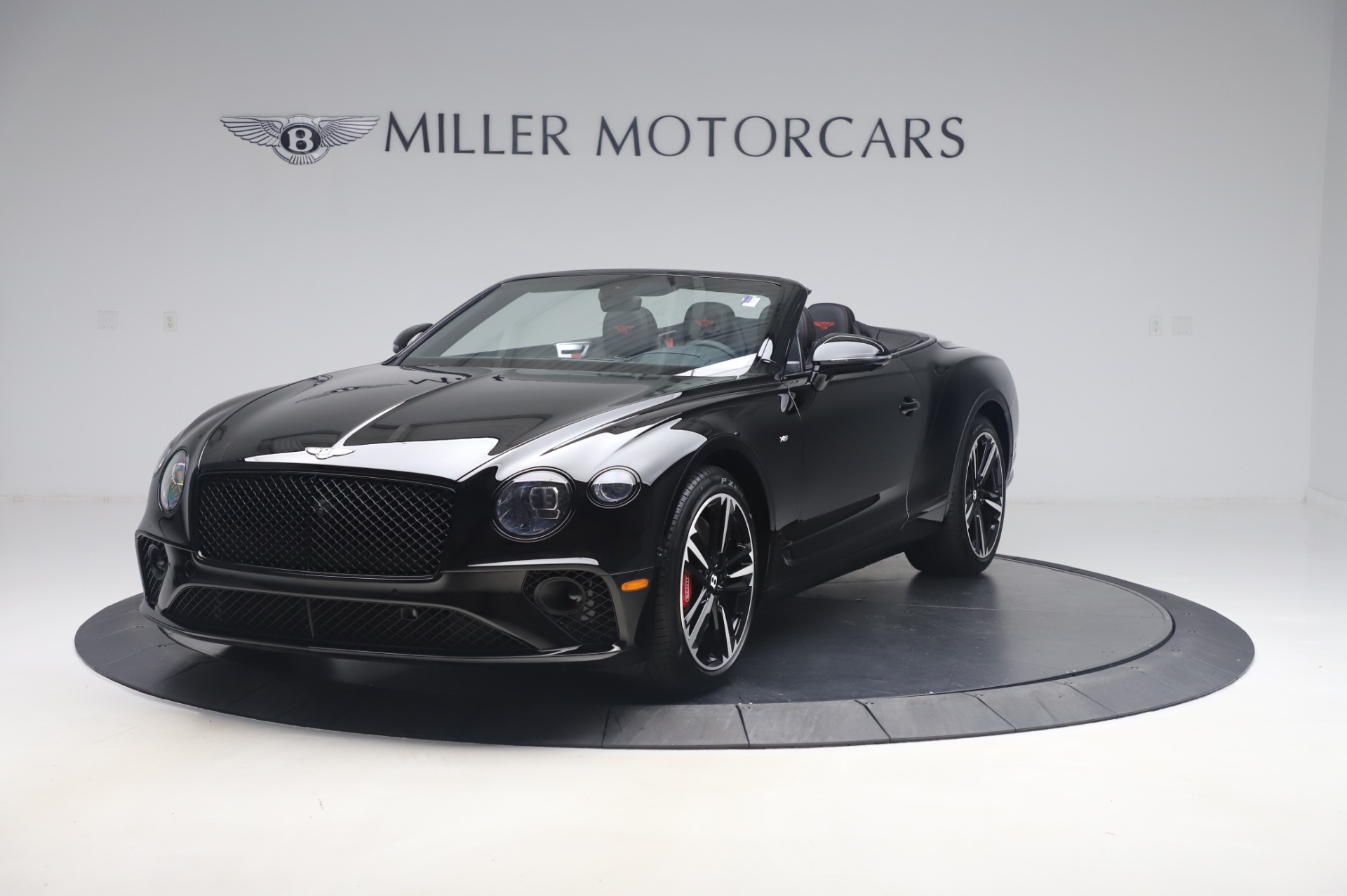 New 2020 Bentley Continental GTC V8 for sale $275,045 at Pagani of Greenwich in Greenwich CT 06830 1