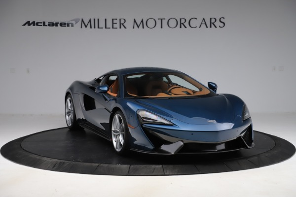 Used 2017 McLaren 570S for sale $154,900 at Pagani of Greenwich in Greenwich CT 06830 11
