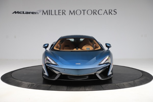 Used 2017 McLaren 570S for sale $154,900 at Pagani of Greenwich in Greenwich CT 06830 12