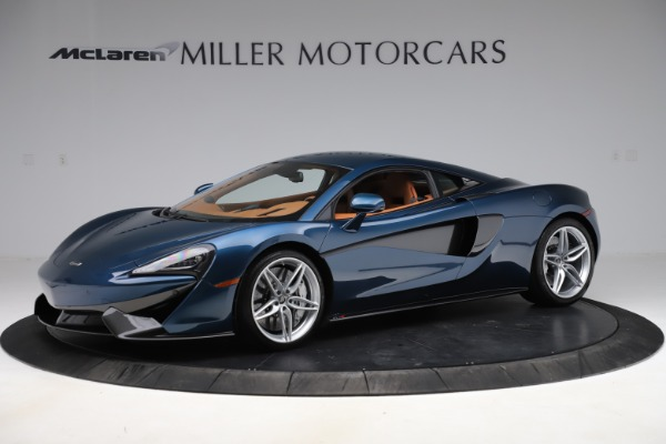 Used 2017 McLaren 570S for sale $154,900 at Pagani of Greenwich in Greenwich CT 06830 2