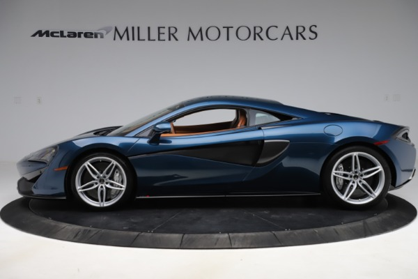 Used 2017 McLaren 570S for sale $154,900 at Pagani of Greenwich in Greenwich CT 06830 3
