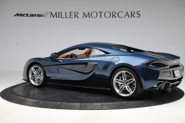 Used 2017 McLaren 570S for sale $154,900 at Pagani of Greenwich in Greenwich CT 06830 4