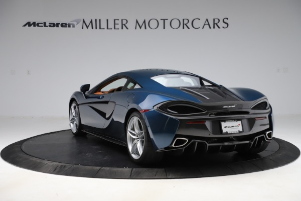 Used 2017 McLaren 570S for sale $154,900 at Pagani of Greenwich in Greenwich CT 06830 5