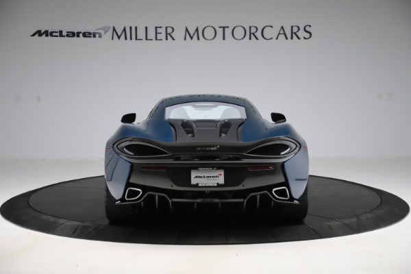 Used 2017 McLaren 570S for sale $154,900 at Pagani of Greenwich in Greenwich CT 06830 6