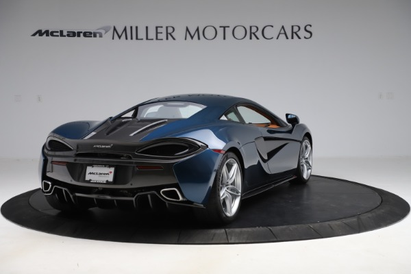 Used 2017 McLaren 570S for sale $154,900 at Pagani of Greenwich in Greenwich CT 06830 7