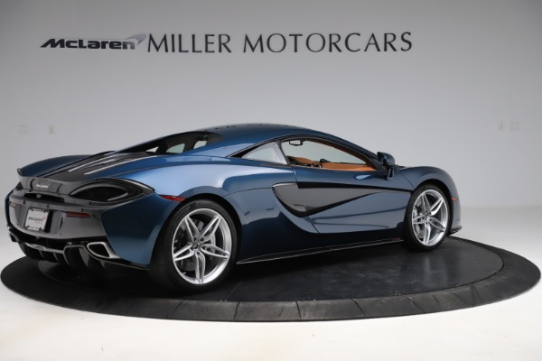 Used 2017 McLaren 570S for sale $154,900 at Pagani of Greenwich in Greenwich CT 06830 8