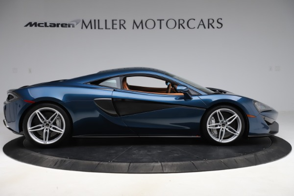 Used 2017 McLaren 570S for sale $154,900 at Pagani of Greenwich in Greenwich CT 06830 9