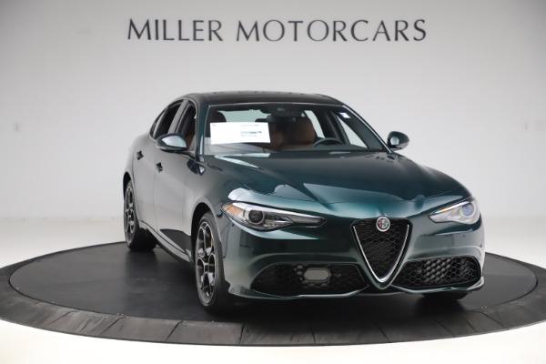 New 2020 Alfa Romeo Giulia Ti Sport Q4 for sale $54,995 at Pagani of Greenwich in Greenwich CT 06830 11