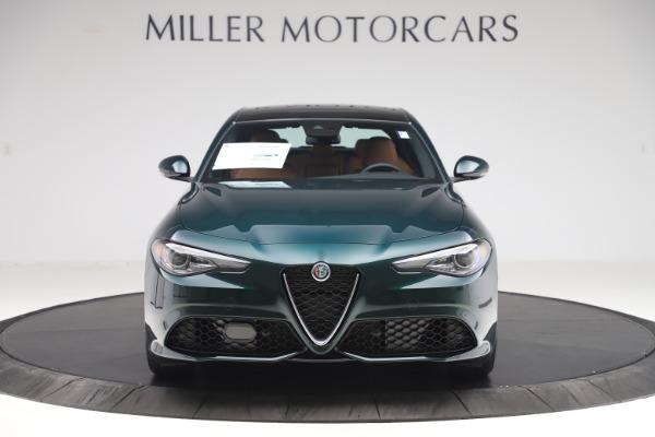 New 2020 Alfa Romeo Giulia Ti Sport Q4 for sale $54,995 at Pagani of Greenwich in Greenwich CT 06830 12