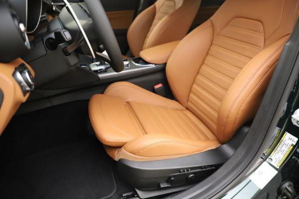 New 2020 Alfa Romeo Giulia Ti Sport Q4 for sale $54,995 at Pagani of Greenwich in Greenwich CT 06830 15