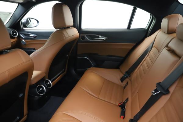 New 2020 Alfa Romeo Giulia Ti Sport Q4 for sale $54,995 at Pagani of Greenwich in Greenwich CT 06830 19