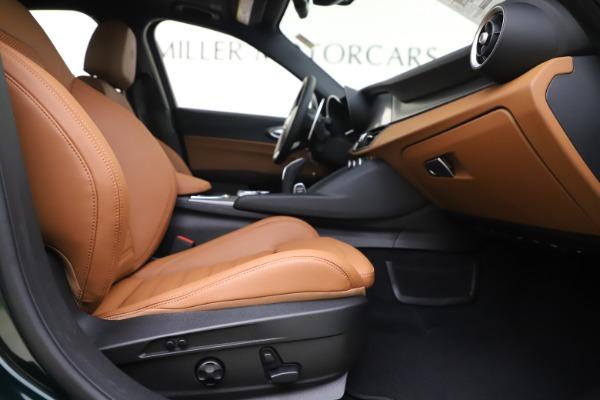 New 2020 Alfa Romeo Giulia Ti Sport Q4 for sale $54,995 at Pagani of Greenwich in Greenwich CT 06830 23