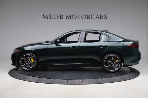 New 2020 Alfa Romeo Giulia Ti Sport Q4 for sale $54,995 at Pagani of Greenwich in Greenwich CT 06830 3