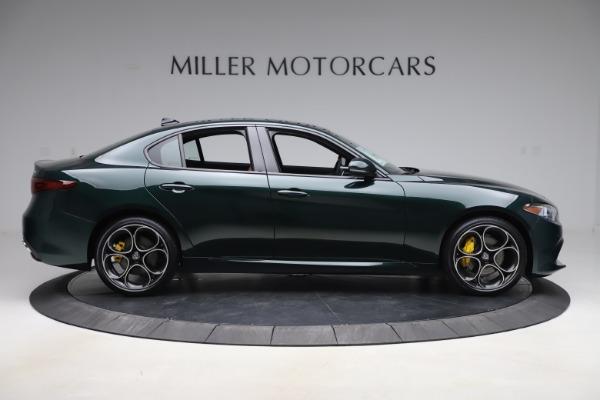 New 2020 Alfa Romeo Giulia Ti Sport Q4 for sale $54,995 at Pagani of Greenwich in Greenwich CT 06830 9