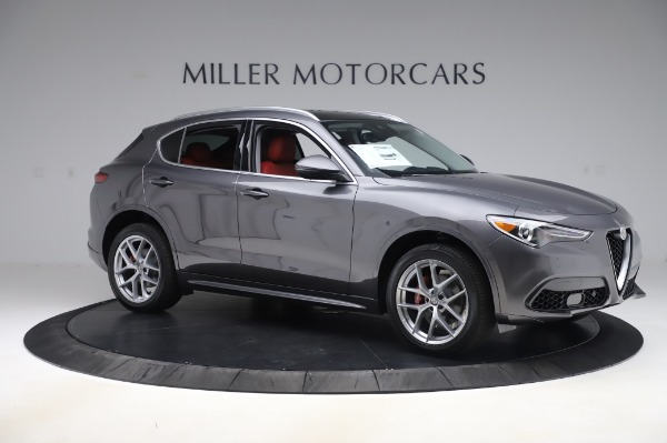 New 2020 Alfa Romeo Stelvio Ti Q4 for sale Sold at Pagani of Greenwich in Greenwich CT 06830 10