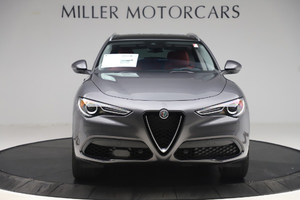 New 2020 Alfa Romeo Stelvio Ti Q4 for sale Sold at Pagani of Greenwich in Greenwich CT 06830 12