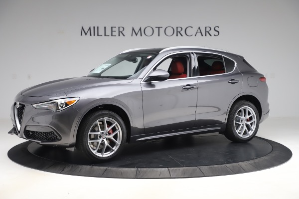 New 2020 Alfa Romeo Stelvio Ti Q4 for sale Sold at Pagani of Greenwich in Greenwich CT 06830 2
