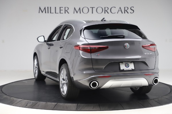 New 2020 Alfa Romeo Stelvio Ti Q4 for sale Sold at Pagani of Greenwich in Greenwich CT 06830 5