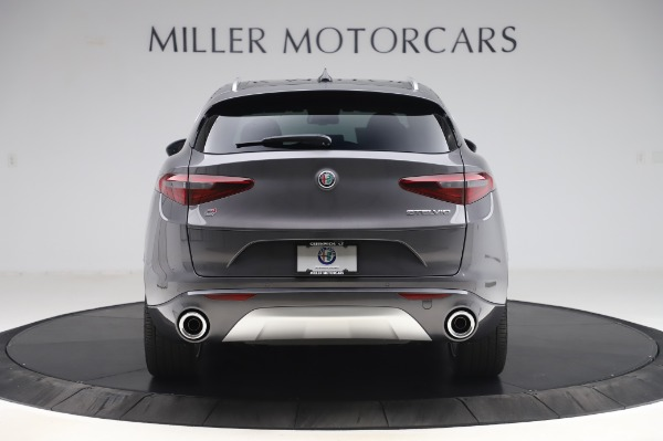 New 2020 Alfa Romeo Stelvio Ti Q4 for sale Sold at Pagani of Greenwich in Greenwich CT 06830 6