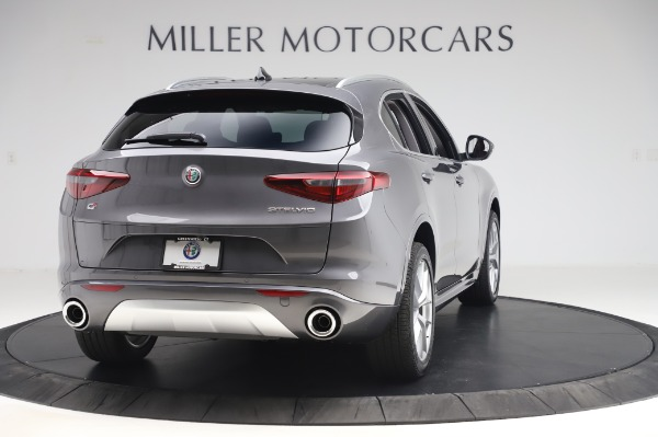New 2020 Alfa Romeo Stelvio Ti Q4 for sale Sold at Pagani of Greenwich in Greenwich CT 06830 7