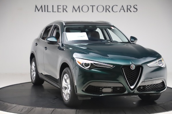 New 2020 Alfa Romeo Stelvio for sale Sold at Pagani of Greenwich in Greenwich CT 06830 11
