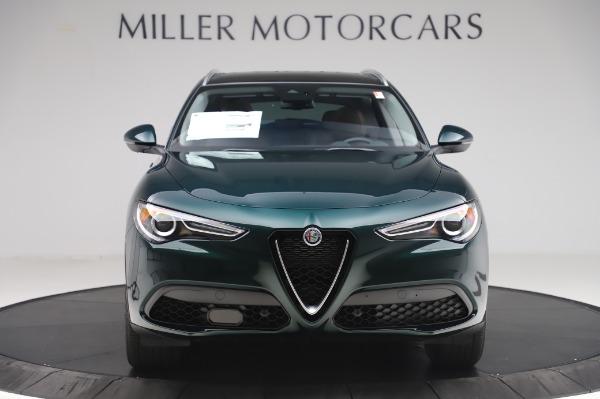 New 2020 Alfa Romeo Stelvio for sale Sold at Pagani of Greenwich in Greenwich CT 06830 12