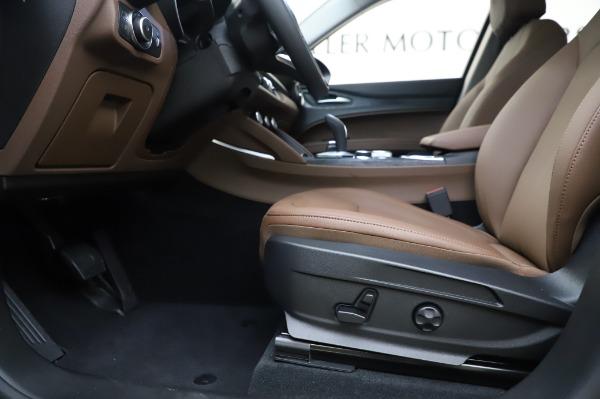 New 2020 Alfa Romeo Stelvio for sale Sold at Pagani of Greenwich in Greenwich CT 06830 14