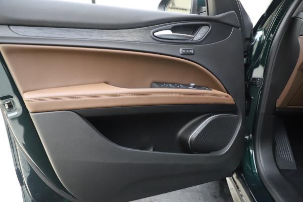 New 2020 Alfa Romeo Stelvio for sale Sold at Pagani of Greenwich in Greenwich CT 06830 17