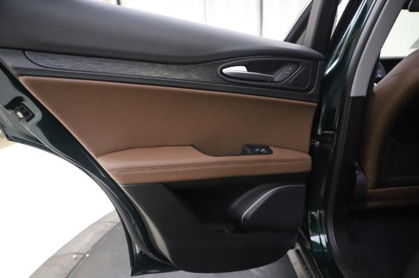New 2020 Alfa Romeo Stelvio for sale Sold at Pagani of Greenwich in Greenwich CT 06830 21