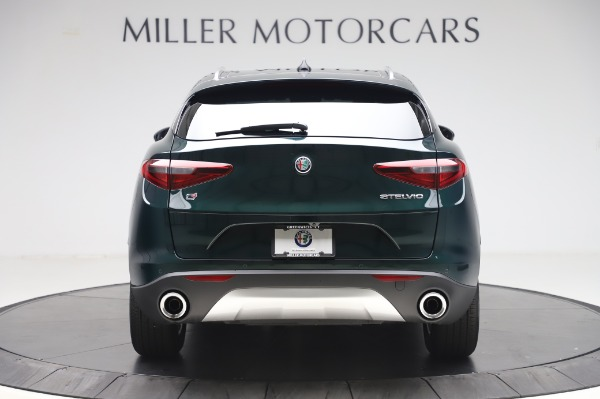 New 2020 Alfa Romeo Stelvio for sale Sold at Pagani of Greenwich in Greenwich CT 06830 6