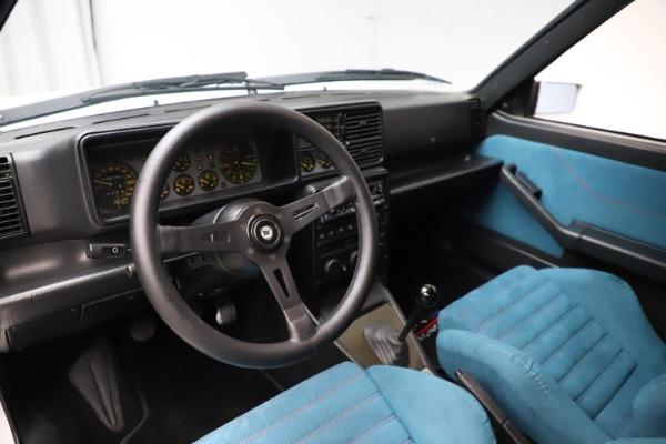 Used 1992 Lancia HF Integrale Evo 1 Martini 6 for sale $199,900 at Pagani of Greenwich in Greenwich CT 06830 13