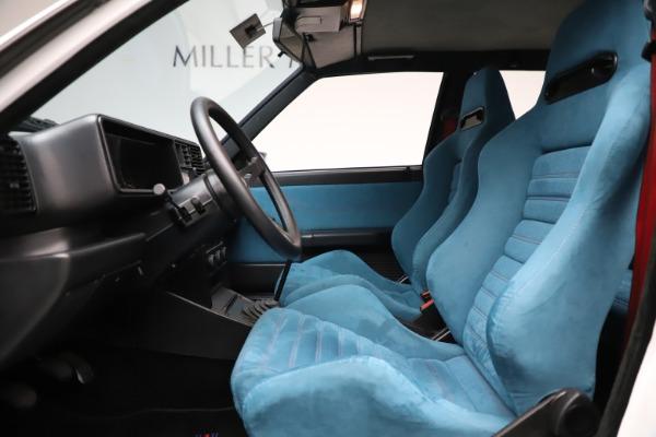 Used 1992 Lancia HF Integrale Evo 1 Martini 6 for sale $199,900 at Pagani of Greenwich in Greenwich CT 06830 14