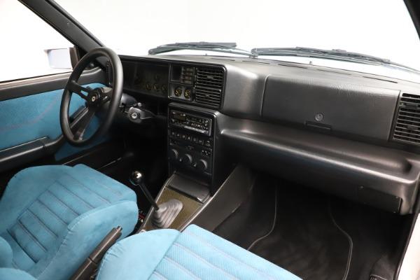 Used 1992 Lancia HF Integrale Evo 1 Martini 6 for sale $199,900 at Pagani of Greenwich in Greenwich CT 06830 17