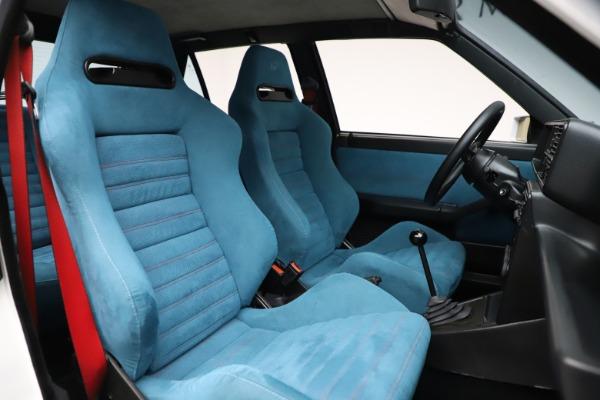 Used 1992 Lancia HF Integrale Evo 1 Martini 6 for sale $199,900 at Pagani of Greenwich in Greenwich CT 06830 19