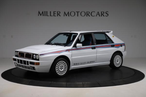 Used 1992 Lancia HF Integrale Evo 1 Martini 6 for sale $199,900 at Pagani of Greenwich in Greenwich CT 06830 2