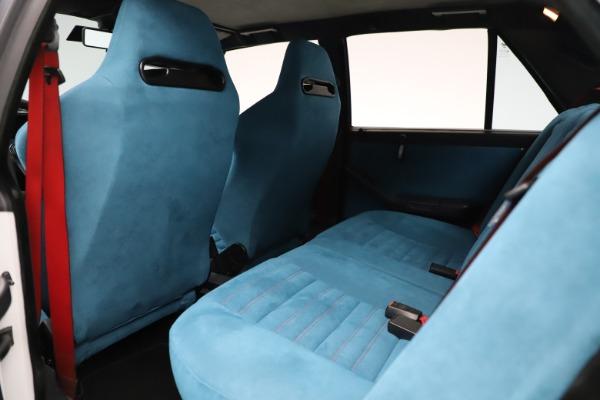 Used 1992 Lancia HF Integrale Evo 1 Martini 6 for sale $199,900 at Pagani of Greenwich in Greenwich CT 06830 22