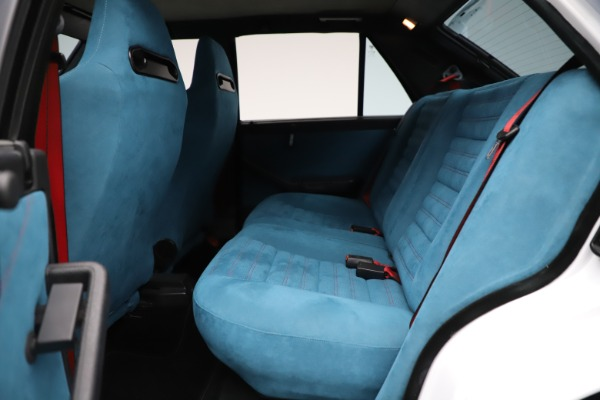 Used 1992 Lancia HF Integrale Evo 1 Martini 6 for sale $199,900 at Pagani of Greenwich in Greenwich CT 06830 23