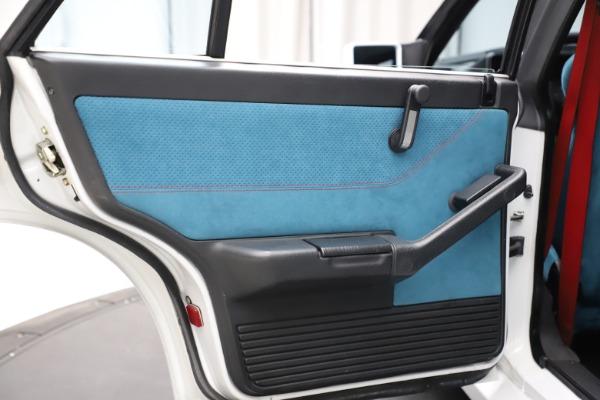 Used 1992 Lancia HF Integrale Evo 1 Martini 6 for sale $199,900 at Pagani of Greenwich in Greenwich CT 06830 24