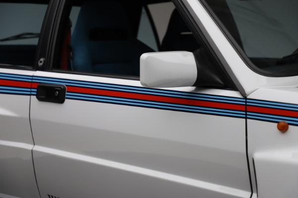 Used 1992 Lancia Delta Integrale Evo 1 - Martini 6 for sale $188,900 at Pagani of Greenwich in Greenwich CT 06830 27