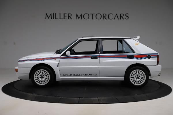Used 1992 Lancia Delta Integrale Evo 1 - Martini 6 for sale $188,900 at Pagani of Greenwich in Greenwich CT 06830 3